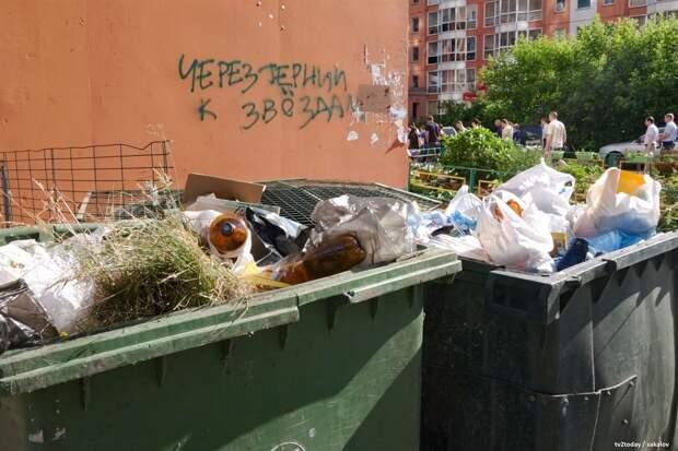 Регоператор: мы продолжаем возить мусор бизнеса Томска за счет жильцов