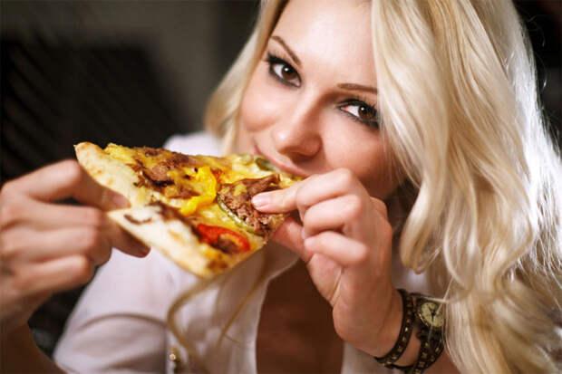 Ученые выяснили, почему некоторые люди не толстеют даже если много едят