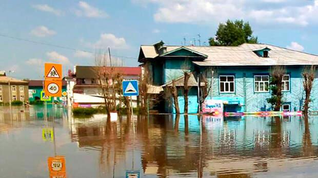 Друг познаётся в беде: Иркутской области помогают все, кроме «борцов за справедливость»