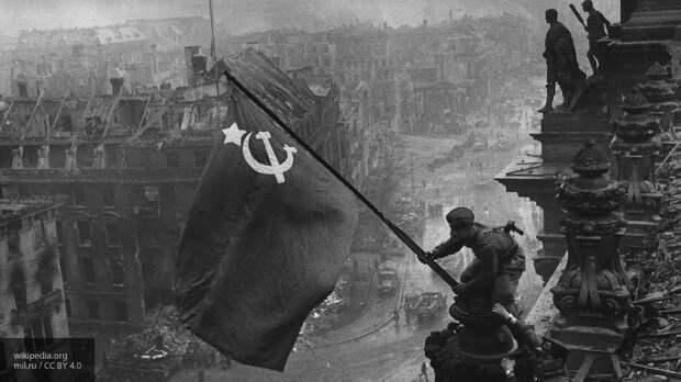 В Великобритании признали, что победу во Второй мировой войне одержал СССР