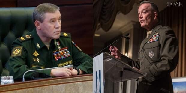 Генерал США прокомментировал кадры «Русской Весны» и рассказал о конфликтах с армией России в Сирии