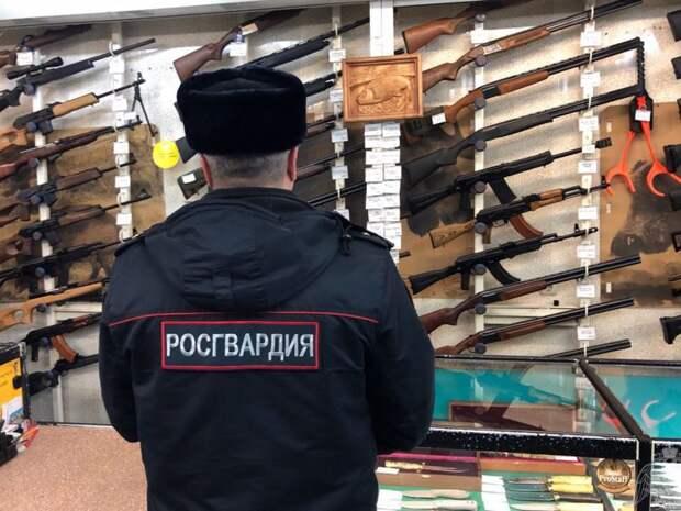 """СМИ: контроль за оборотом оружия в РФ обещали ужесточить после """"керченского стрелка"""", но в итоге смягчили его"""