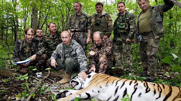 """Код от Путина: """"Встань, когда с тобой говорит Человек"""". Кто сегодня Шерхан, кто Табаки, кто обезьяны"""