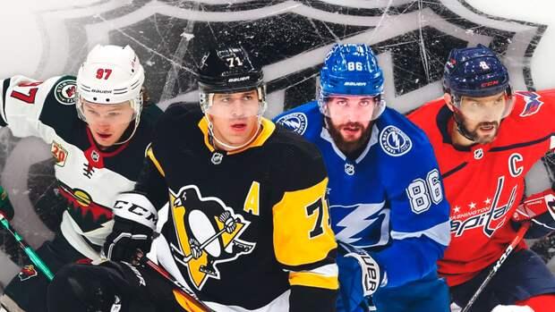 НХЛ: все матчи первого раунда Кубка Стэнли-2021