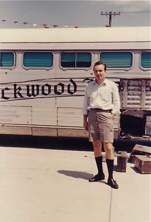 Blackwood Silver Side Bus