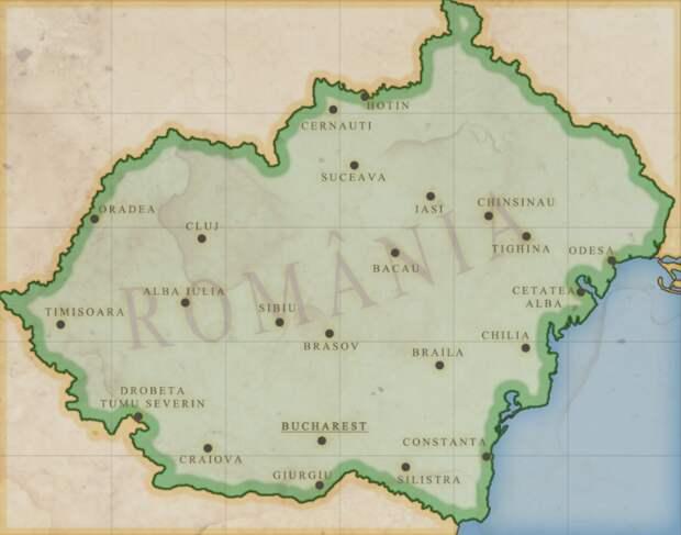 Прорумынская Молдавия – угроза для Украины