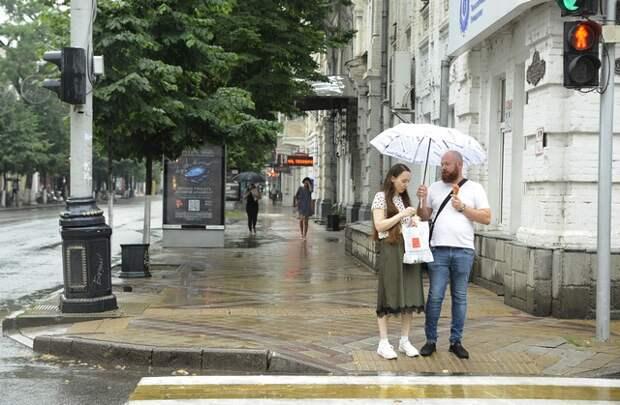 На Кубани снова ожидаются дожди и грозы