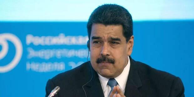 Мадуро ждет встречи с Путиным