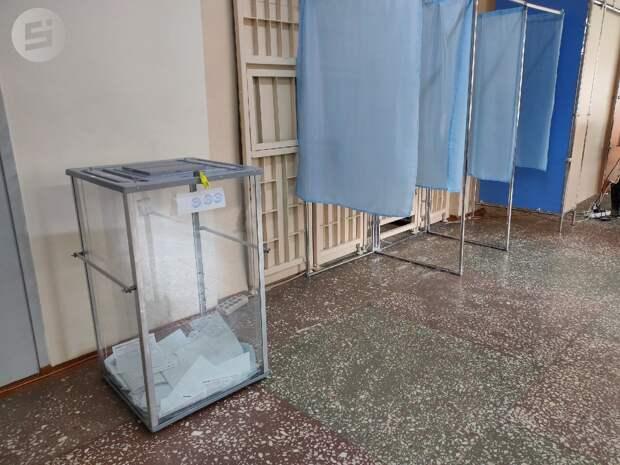 Более 1500 полицейских и сотрудников Росгвардии в Удмуртии охраняют порядок на избирательных участках