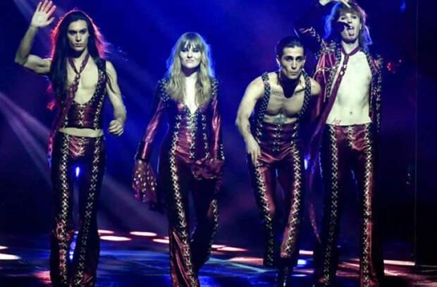 Победители «Евровидения» ответили на обвинение в плагиате