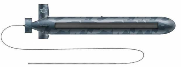 Автономные необитаемые подводные аппараты для ВМФ России