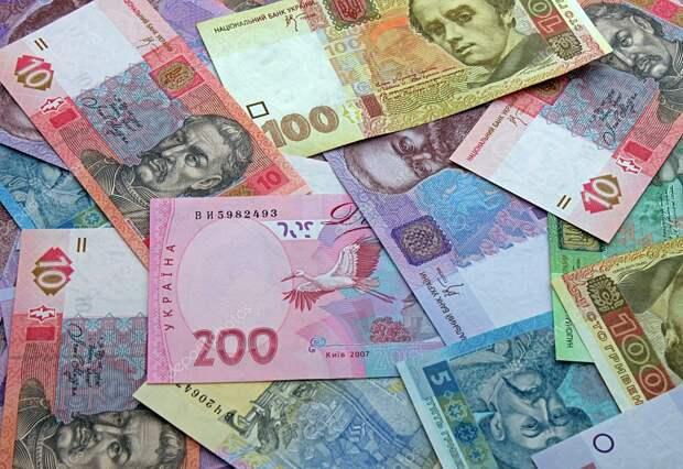 Доходы бюджета Украины сократились на полтора миллиарда