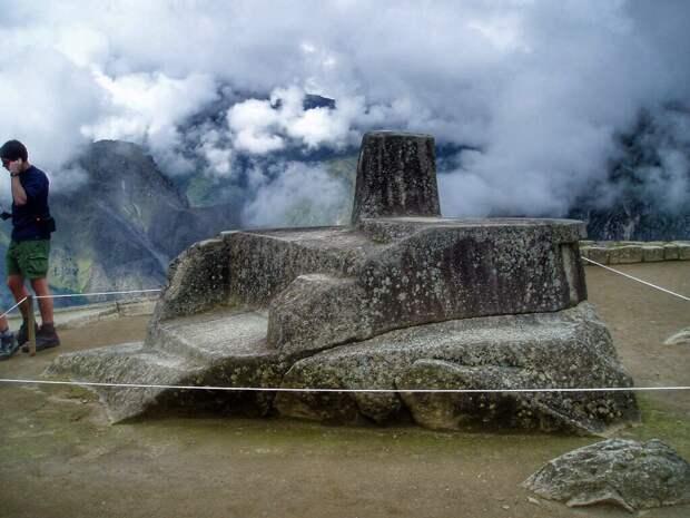 Интиуатана: если бы камни могли говорить