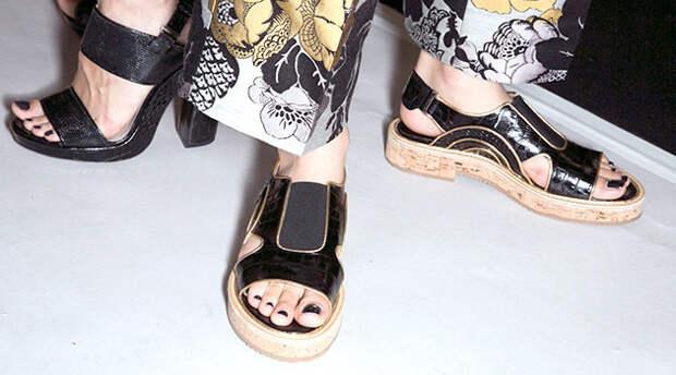 Ugly shoes: модная «некрасивая» обувь