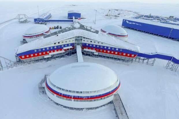 Иностранным журналистам показали российскую военную базу в Арктике