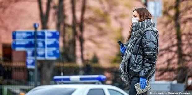 Более 70 нарушителей масочного режима выявили в торговых центрах ВАО. Фото: М. Денисов mos.ru