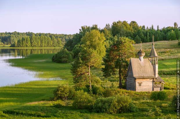 Деревня Глазово, Кенозерье