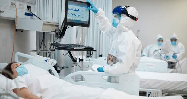 Число зараженных коронавирусом в Казахстане превысило 300 тыс.