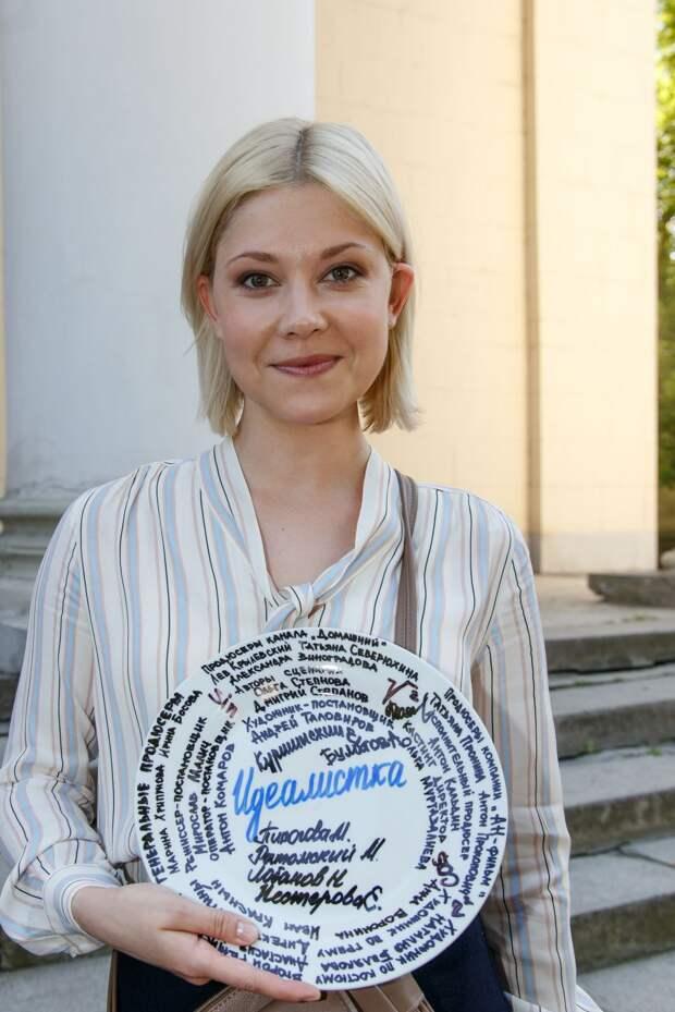 Мария Пирогова стала «Идеалисткой»