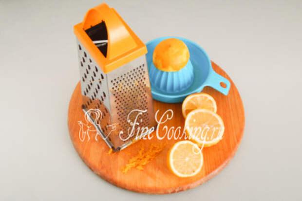 После этого хорошенько моем и обсушиваем лимоны (может понадобится 2-3 штуки - зависит от размера плодов)