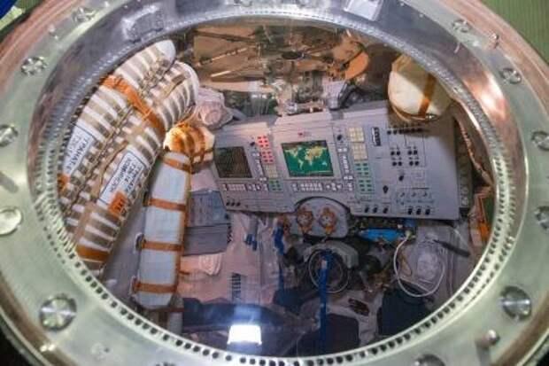 """Капсула космического корабля """"Союз МС-08"""" выставлена на продажу"""