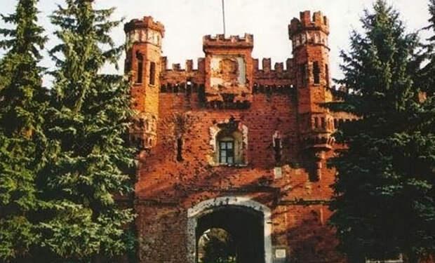 Подвалы Брестской крепости: место где не бывает туристов