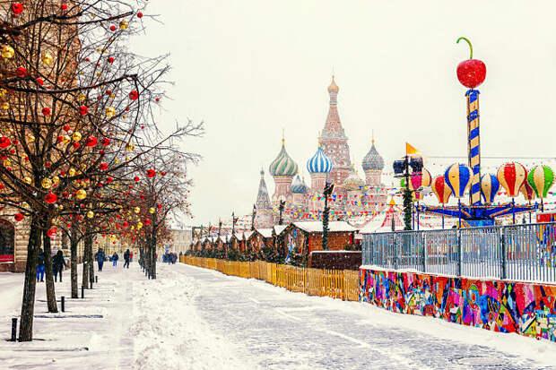 ❄️ Какая погода будет в январе 2020 года в Москве и будет ли снег