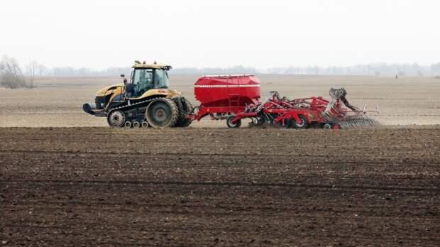 Россия увеличила экспорт сельхозтехники в два раза