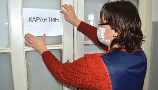 Более 30 групп в детсадах Петрозаводска закрыты на карантин по ОРВИ