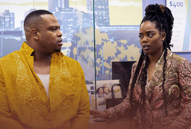 Tyler Perry's Sistas Recap: Maurice and Sabrina Get Rescued