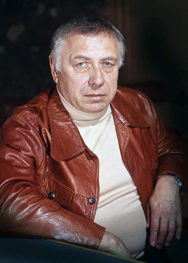 Анатолий Папанов: почему ушел кумир