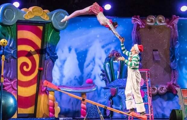«Цирк дю Солей» близок к закрытию из-за коронавируса
