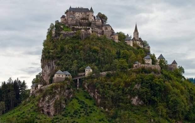 Тайны, которые скрывают средневековые замки