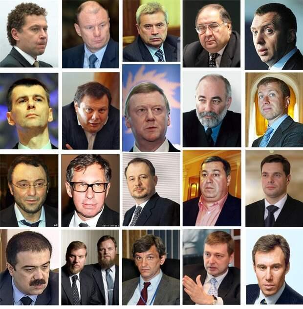 Почти весь крупный бизнес в России захватили паразиты