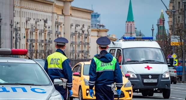 ГИБДД пообещала водителям «сплошные проверки» в текущие длинные выходные