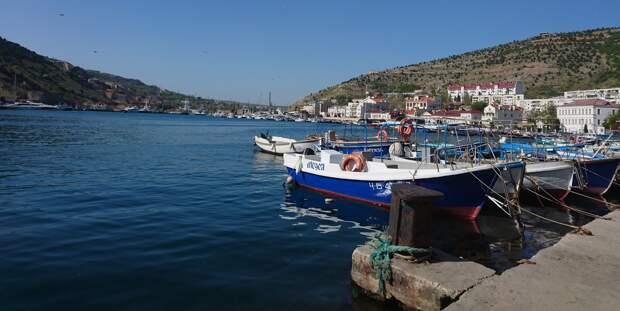 Две бухты Севастополя признаны самыми грязными в регионе