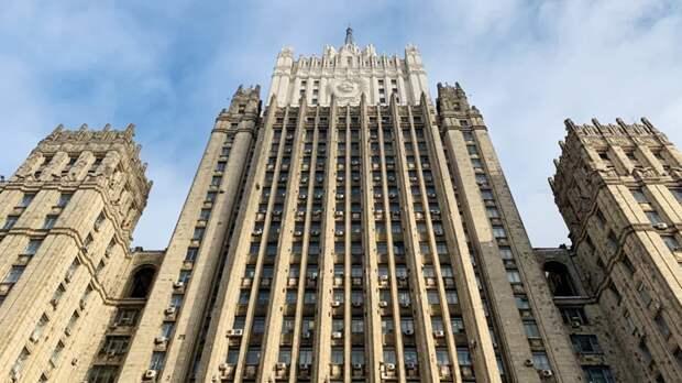 Россия объявила персоной нон грата помощника атташе Румынии