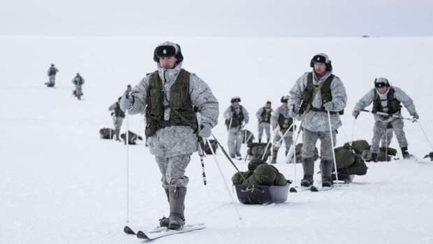 Минобороны Финляндии предоставило отчет о росте напряженности в Арктике