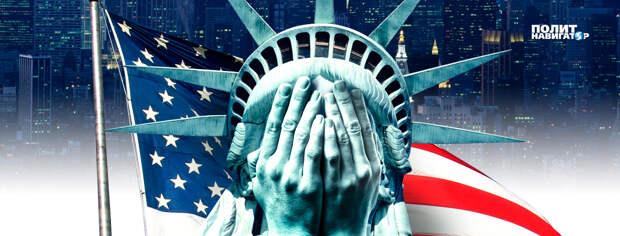 Американский гегемон сел в лужу с российским газопроводом