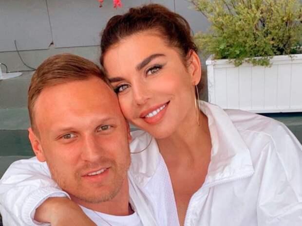 Анна Седокова и Янис Тимма