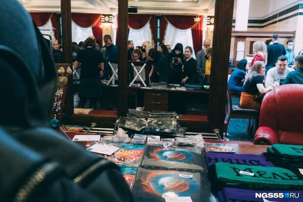 Портрет для Хелависы: в Омске прошел концерт «Мельницы»