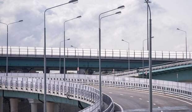 Названа дата начала реконструкции развязки МКАД с Липецкой улицей