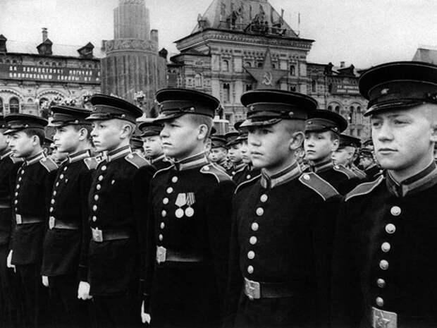 Армия СССР после Великой Отечественной