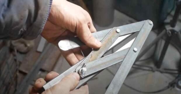 Самодельный инструмент для измерения углов