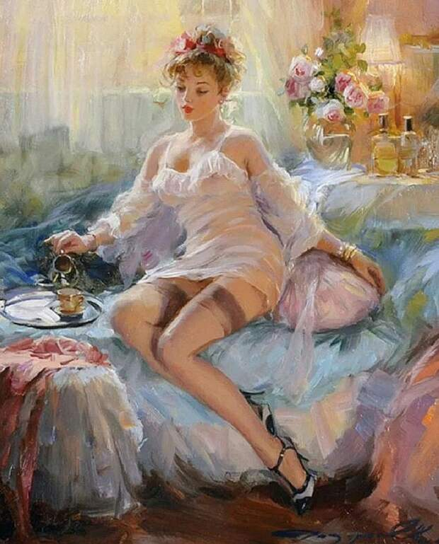 художник Константин Разумов картины – 46