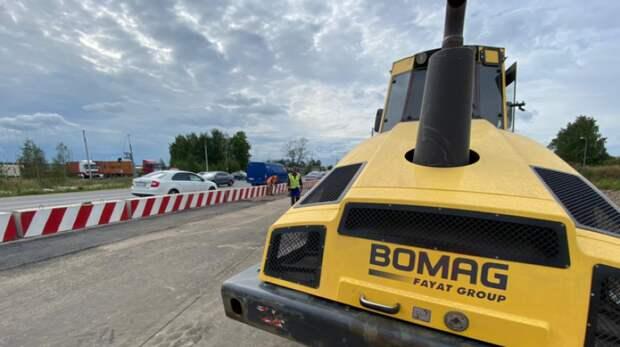 Десятки километров дорог отремонтировали на Ямале