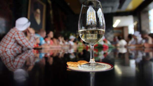 Крымское шампанское взяло главный приз на международном конкурсе вин