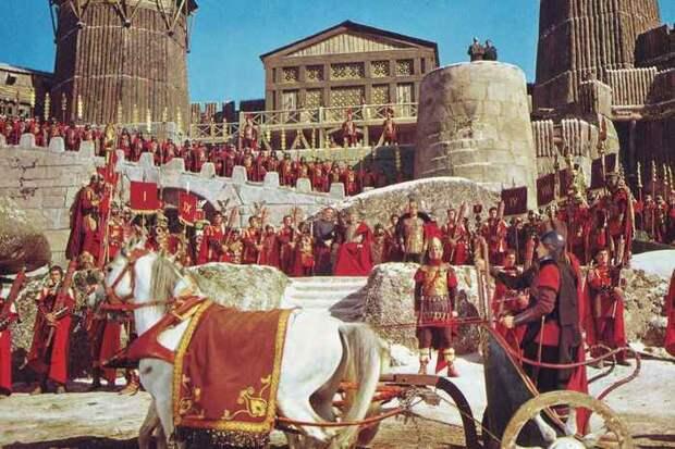 Развод с женой, распространение христианства, многобожие и другие факты о Римской империи