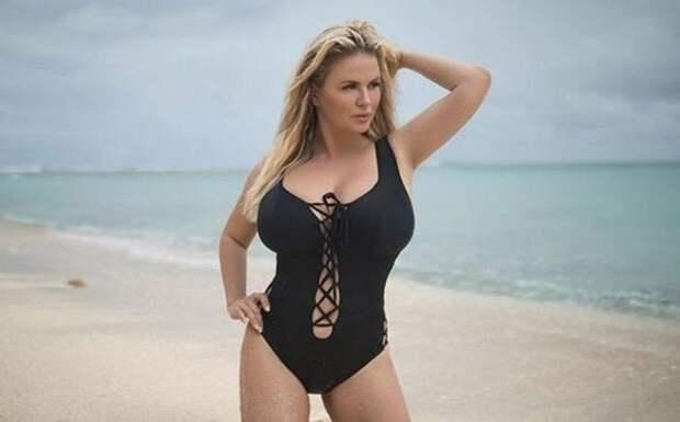 Анна Семенович заметно похудела за время болезни