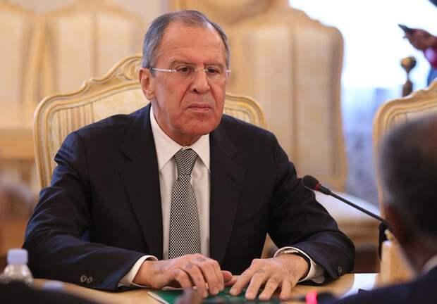 Глава МИД России назвал условие нормализации отношений с Евросоюзом